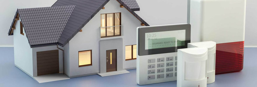 Alarme maison GSM